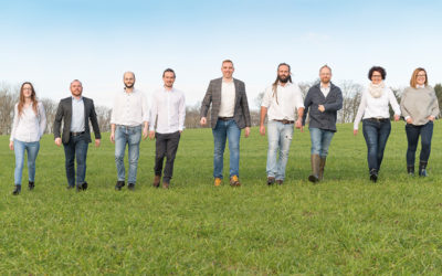 Strong growth spurt in the SeedForward team