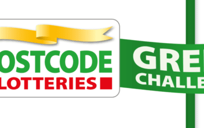 Nominierung Postcode Lotteries Green Challenge