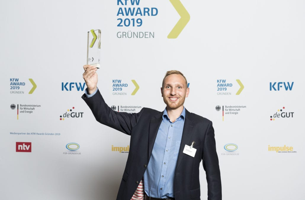 KFW Award Founding 2019