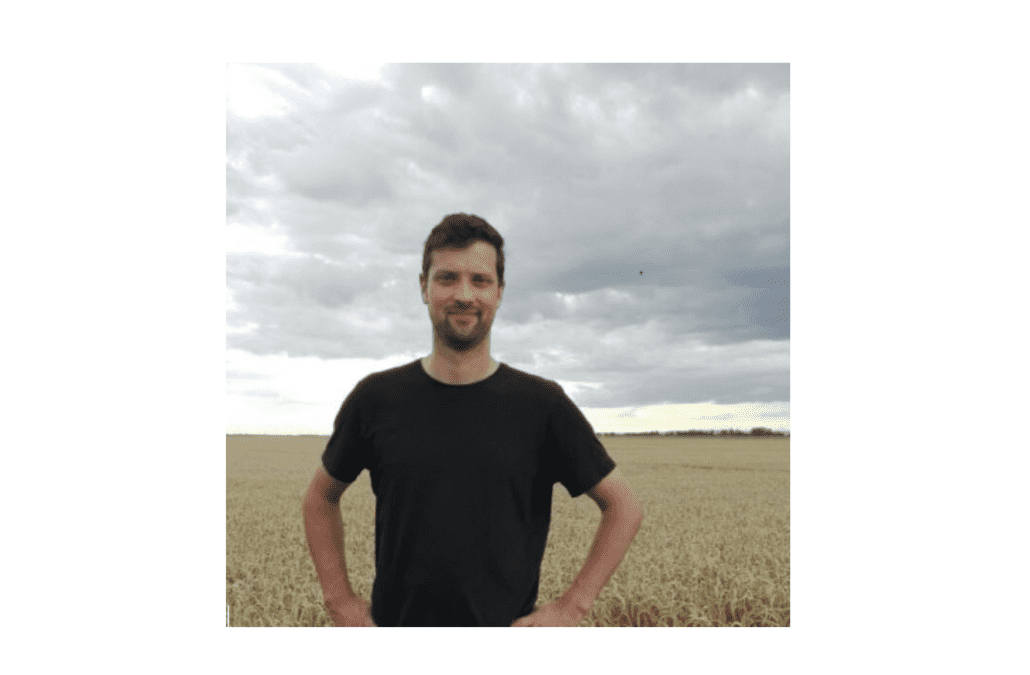 Interview with farmer Philip Krainbring